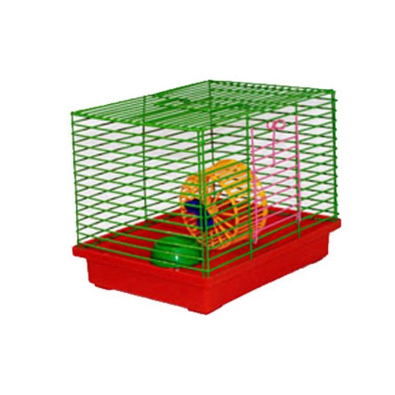 Как обустроить клетку для джунгарика