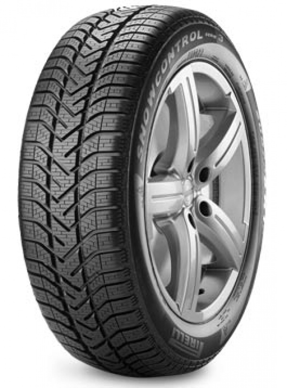 175/65Р15 Pirelli Winter SNOW CONTROL 3 84Т лип.