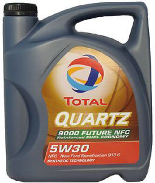 Масло TOTAL QUARTZ FUTURE 4L. NFCсинт. 9000 5W30 183450