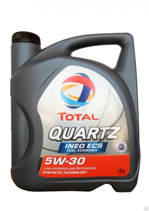 Масло TOTAL QUARTZ INEO LONG LIFE синт. 5W30 5L. 181712