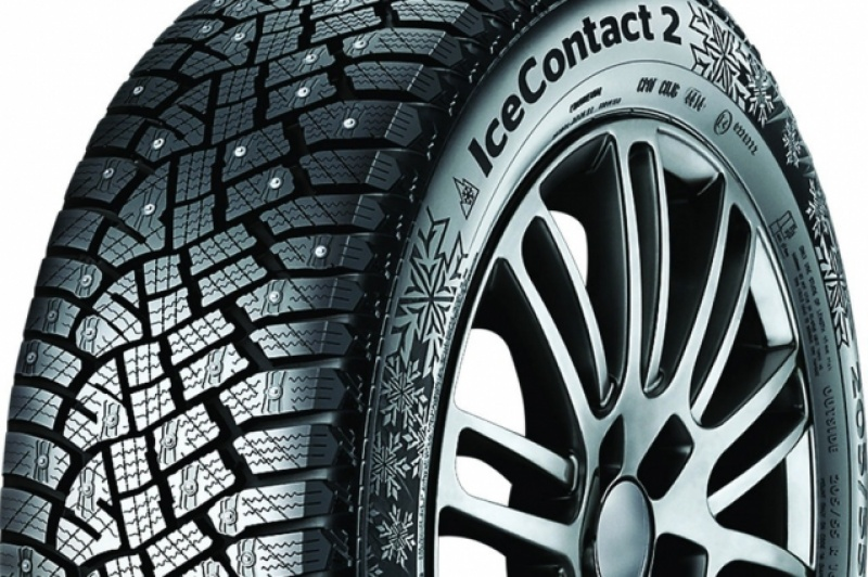 Ice Contact 2 R15 195/65 95 T шип 7006048