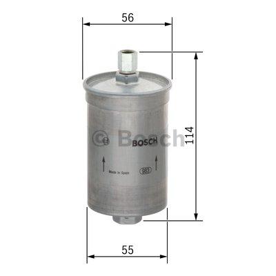 Каталог Топливных Фильтров Bosch