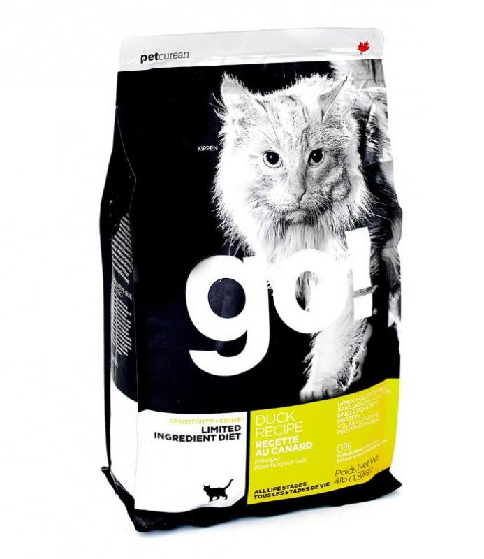 Купить корм для котят go